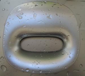 LIXIL シエラ排水溝のフタ画像