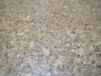 コルクの床材の画像