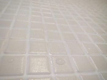 お風呂使用直後のほっカラリ床の画像