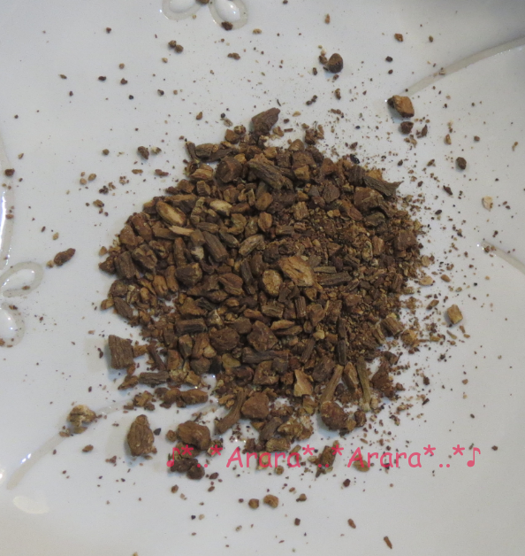 山本漢方製薬たんぽぽコーヒーの中身画像