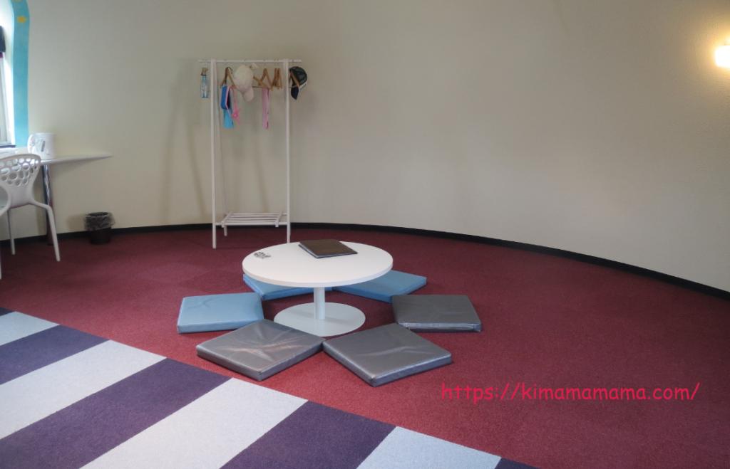 ロボパン1号機のお部屋の中画像