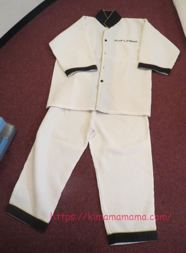 パンダヴィレッジのパジャマ