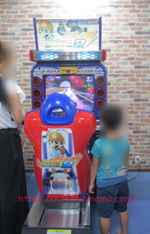 ピュアキッズ マリオカート画像