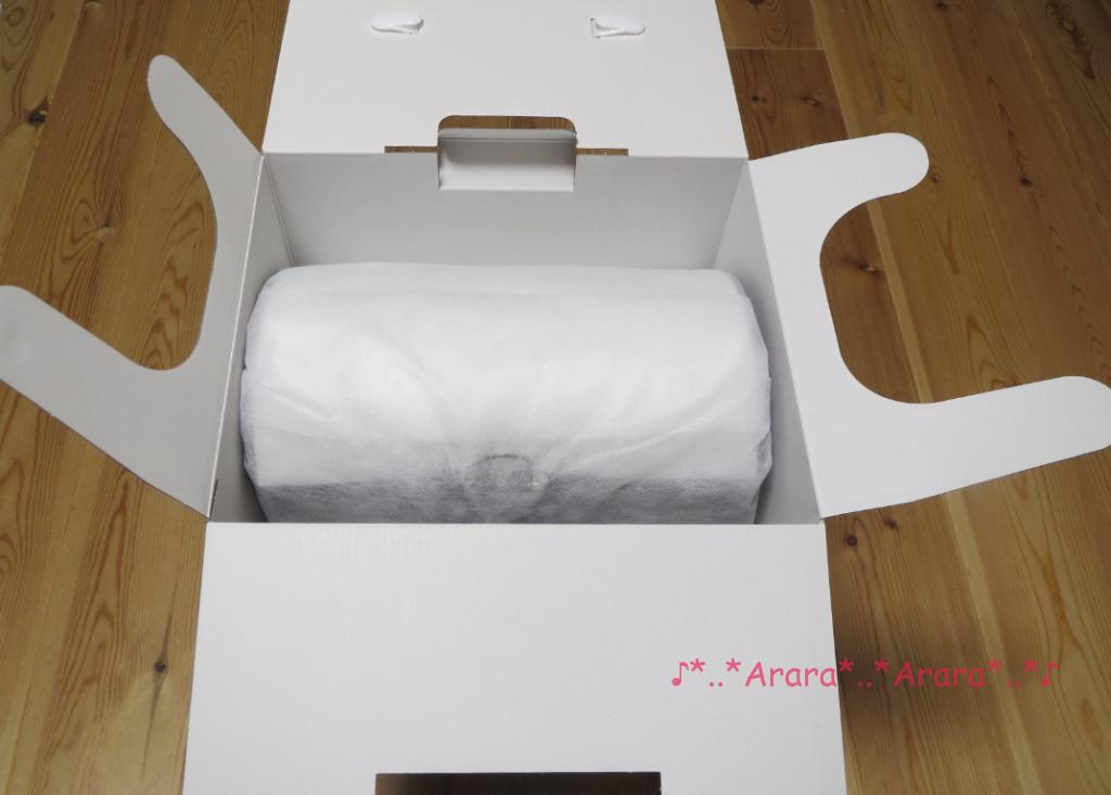 中村鞄ランドセル お届け時の箱の中の様子画像