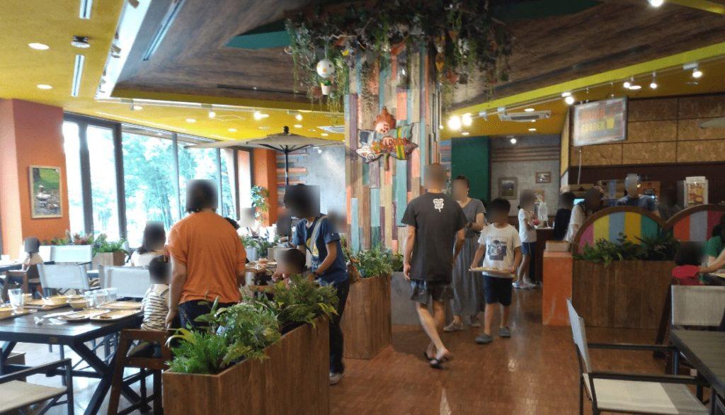 ロゴスファミリーレストランの風景の画像
